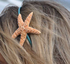 31 Delightful Starfish Inspirations - From Sea Star Hair Accessories to Sea Creature-Loving Celebs