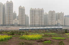 Chinese Suburb Photography