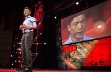 Keeping Motivation Alive - Joseph Kim's Moving Autobiographical Speech Discusses Staying Motivated