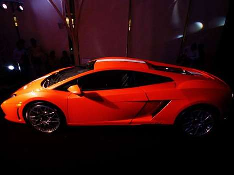 Exclusive Country Supercars - The Lamborghini Gallardo India Edition Honors the Country's Gearheads