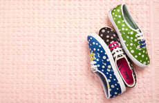 12 Polka Dot Shoe Designs