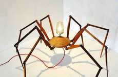 Arachnid-Inspired Furniture