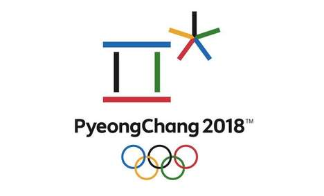 Minimalist Remastered Olympic Logos - The Pyeongchang 2018 Olympic Logo Remasters the Olympic Rings