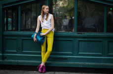 Street Style-Esque Campaigns