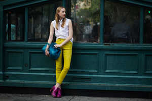 The Coach 'Summer in the City' Lookbook is Shot by Scott Schuman