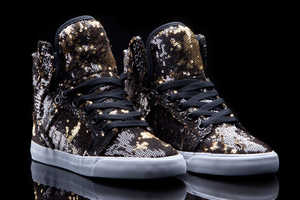 The SUPRA x A-Morir Skytop Summer 2013 Shoe is Sparkling
