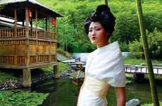Captivating Geisha Photos