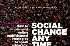 Community-Engaging Books - 'Social Change Anytime Everywhere' Attempts to Keep it Simple