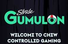 Chewing Controlled Apps