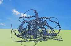 Ephemeral Nature-Focused Structures