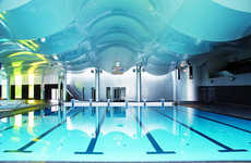 46 Futuristic Swimming Pools