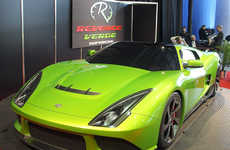 51 Eco-Friendly Supercars