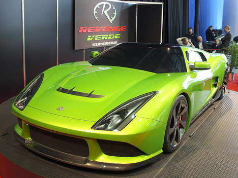 Eco-Friendly Supercars