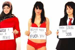Sarah Maple Injects Feminism with Humor in Her New Series