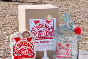 The BrewSmith Kit Lets Beer Lovers Brew Their Own Ales at Home