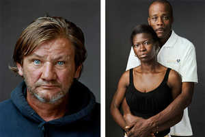 The Jan Banning 'Down and Out' Book Features Faces of the Homeless
