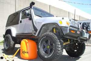 The Bushranger X-Jack Can Offer a Lift on Unstable Ground