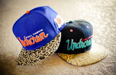 38 Vibrantly Patterned Snapbacks
