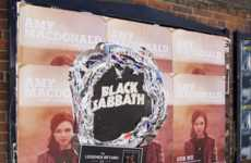 Black Sabbath Just Released a New Album Along With Cool Ads