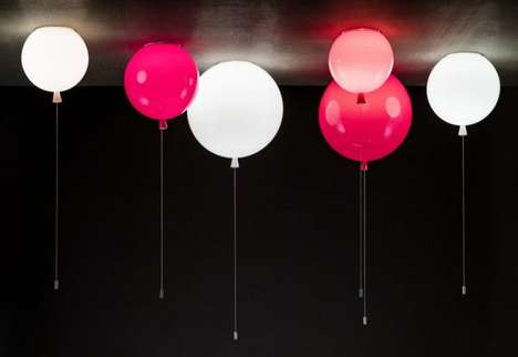 Hanging Balloon Lights