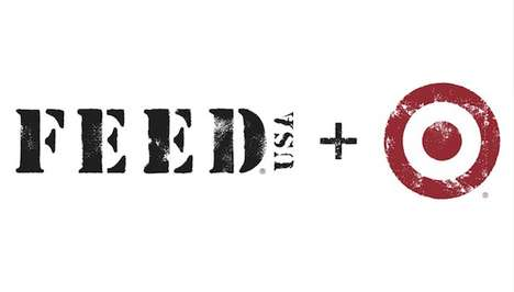 Charitable Collaborative Campaigns - The FEED USA and Target Team Looks to End Hunger