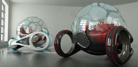 Spherical Automobiles