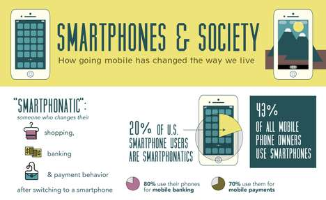 smartphones and society