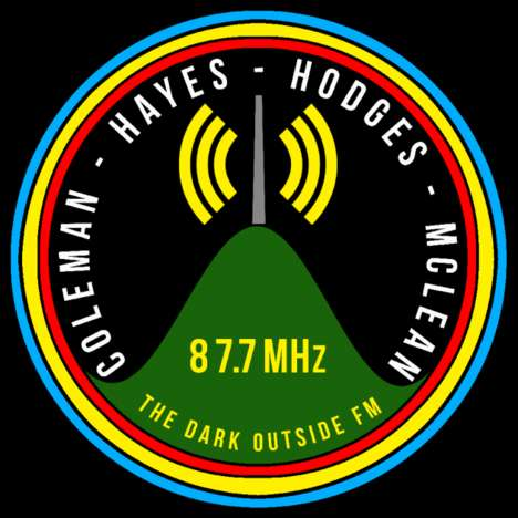 Covert Wilderness Radio Shows - 'The Dark Outside FM' Show Plays One-Use Music in the Wild
