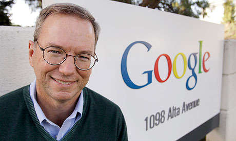 Rapid Technological Growth - Eric Schmidt Discusses His Book in This Digital Age Speech