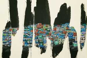 This Collection by Artist Jieun Park Slowly Reveals Cities