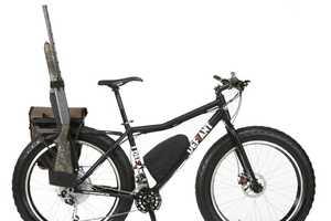 The Defiant Big Easy Electric Bike is Ready for Rugged Terrain