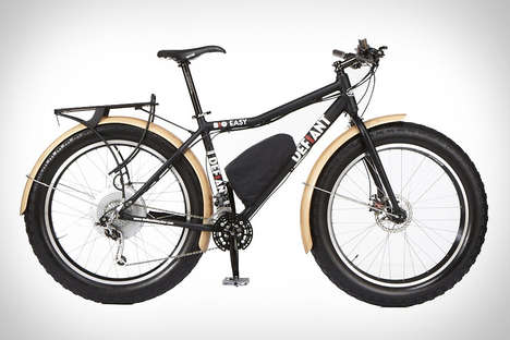 Defiant Big Easy Electric Bike