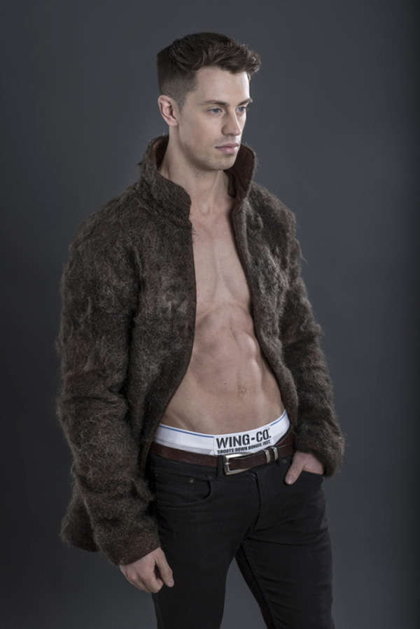 Body Hair-Infused Coats