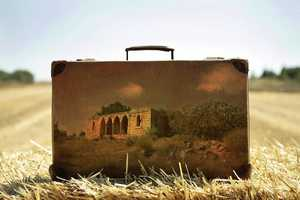 The 'Memory Suitcases' Show Scenes of Long Lost Travels
