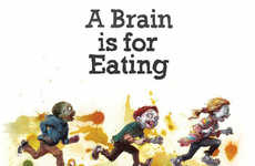 These Kids' Zombie Books Will Tech Kids the Value of Eating