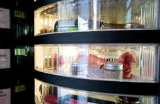 Gourmet Vending Machines - Berlin's 24/7 Automat Vends Everything from Champagne to Stroopwaffles