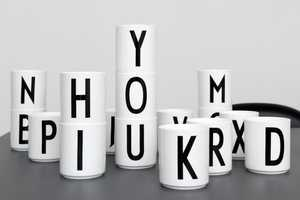 These Stackable Mugs Let You Form Words and Even Phrases