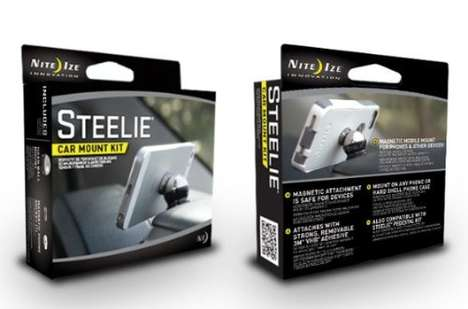 Steelie Magnetic Phone Socket