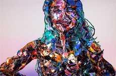 The Portraits Created by Meguru Yamaguchi Mesmerize with Color