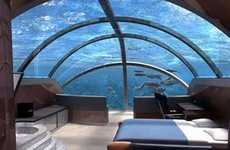 11 Striking Underwater Hotels