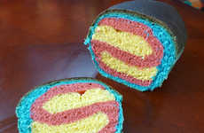 Colorful Superhero Bread