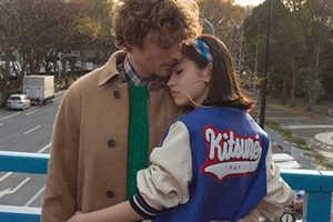 The Maison Kitsune Fall Lookbook Highlights American Adolescence