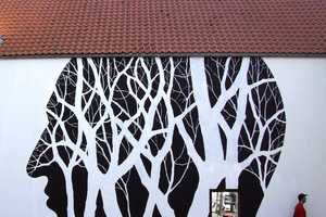 These Public Wall Murals Combine Nature and Urbanity to Create Art