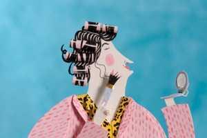 Malin Koort's Vintage Sculptures are Adorably Cartoonish