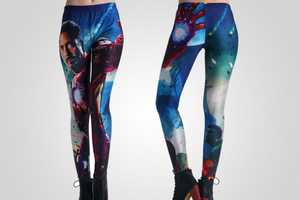 The Latest ROMWE Leggings are Perfect for Super Stylish Iron Man Fans