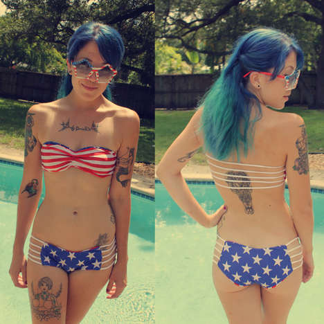 fourth of july bikini