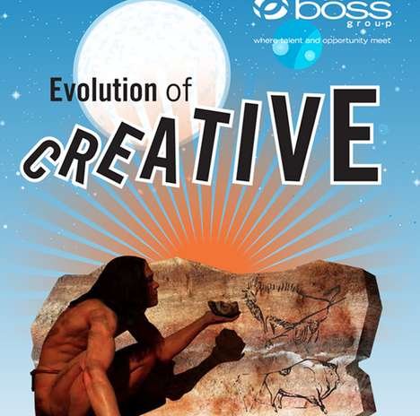 evolution of creativity