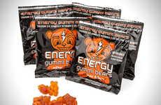 Caffeinated Gummy Bears - The Energy Gummi Bears Offer an Energy-Boosting Dose of Sweetness