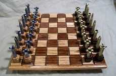 Ammo Chess Sets