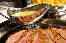 Single Dish Eateries - La Maison de L'entrecote's Minimalist Menu has Only One Item